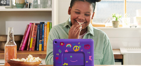 """Amazon's New Fire HD 10 Kids Tablets Include a """"Pro"""" Edition for Older Children"""