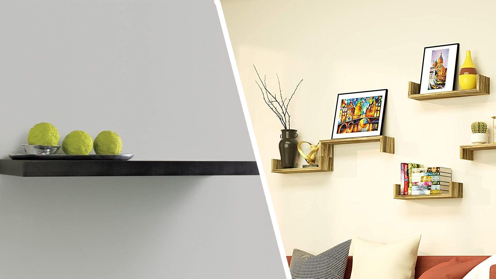 Los 7 mejores kits de estantes flotantes para modernizar su oficina en casa 12