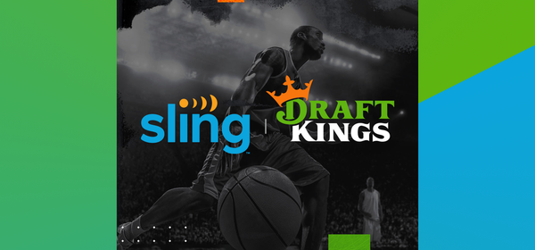 Sling TV Bets on DraftKings with New Baseball and Hockey Channels