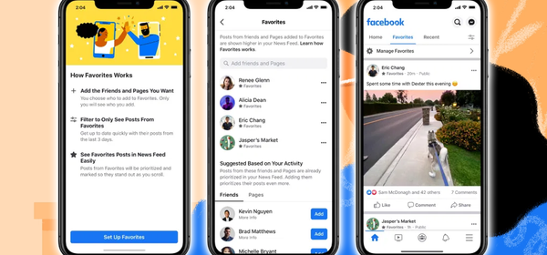 Facebook Makes Controlling Your News Feed Much Easier