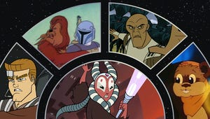 Disney+ Just Added a Bunch of Old 'Star Wars' Cartoons and Films