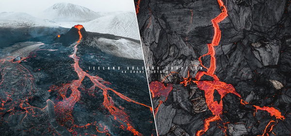 Here's What It's Like to Fly into a Volcano (from a Drone's Perspective)
