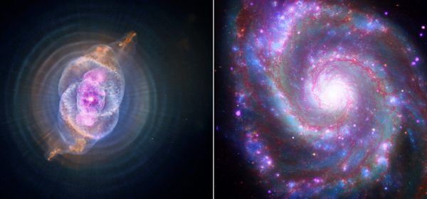 NASA's Sonification Project Lets You Listen to Stars and Black Holes