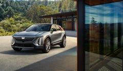 Cadillac's $59,990 Lyriq EV Goes 300 Miles on a Single Charge