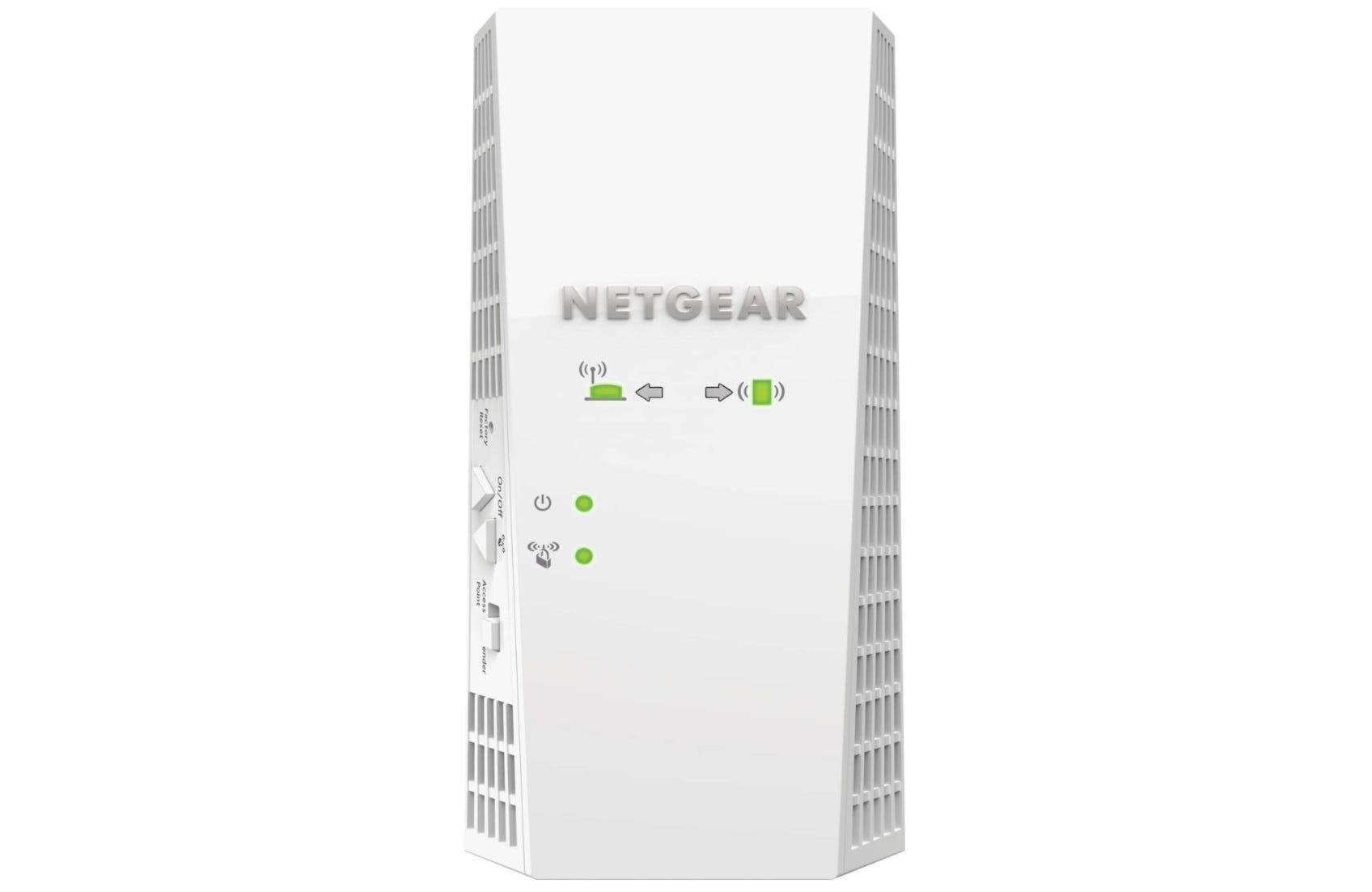 Netgear X4 range extender