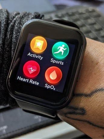 Watch 44 App Launcher screen.