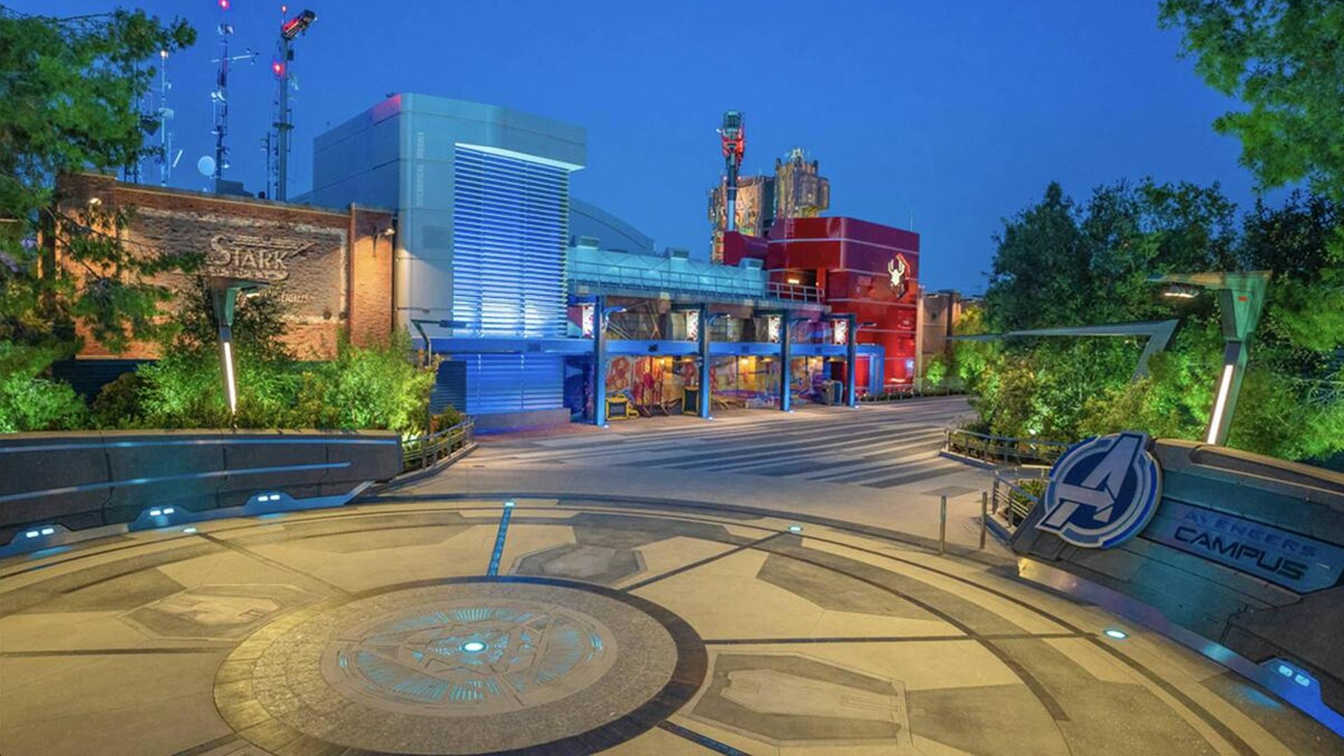 Oh Snap: Marvel's Avengers Campus abre el 4 de junio en Disney California Adventure 12