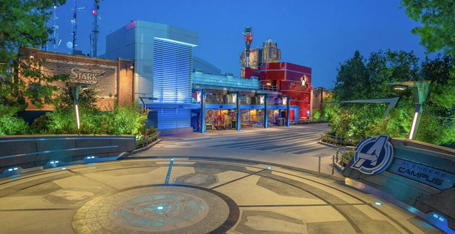 Oh Snap: Marvel's Avengers Campus Opens June 4th at Disney California Adventure
