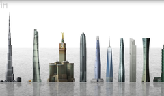 This Video Shows How Big The World's Tallest Buildings Actually Are*