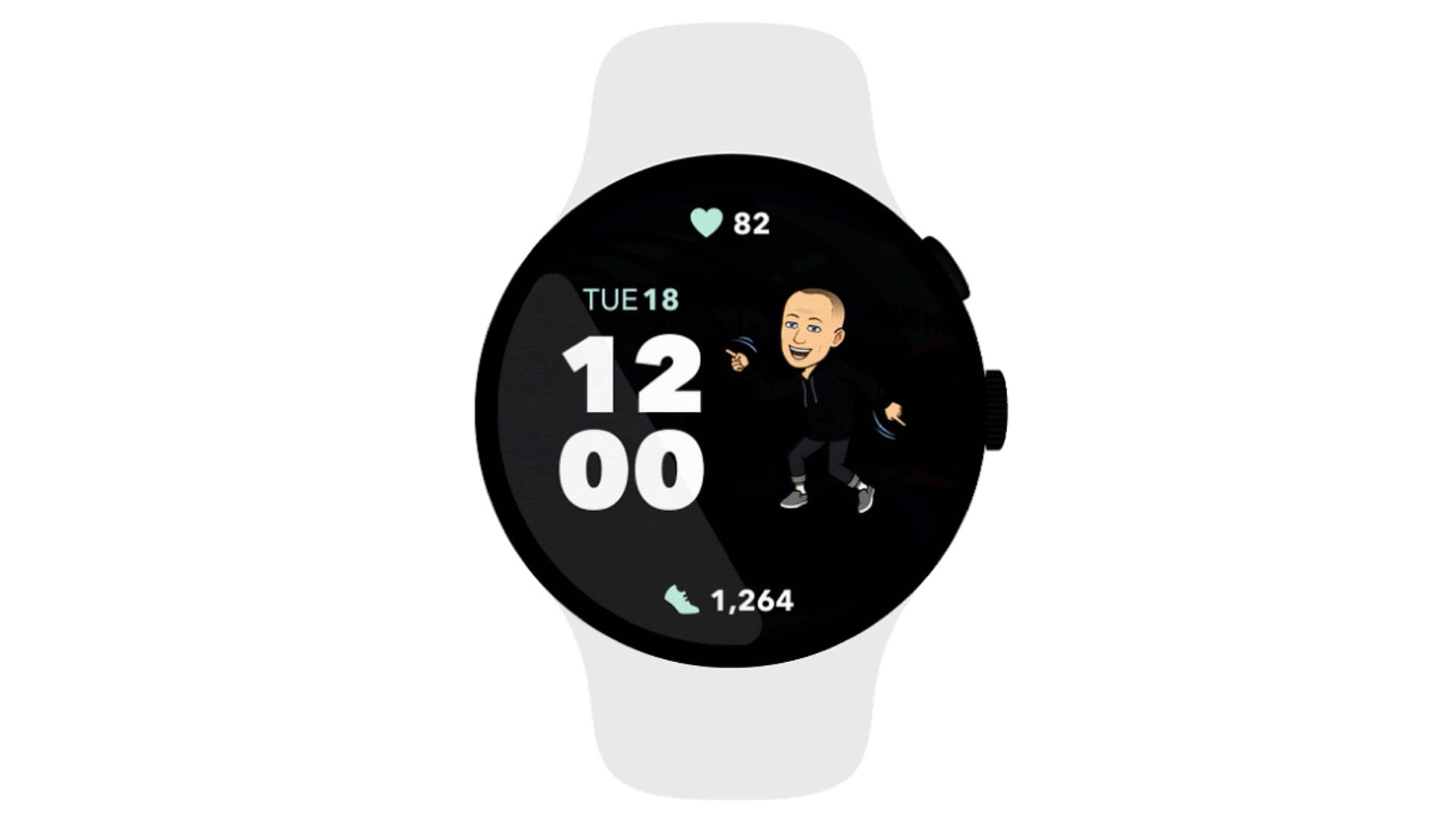 Samsung and Google Wear OS watch redesign