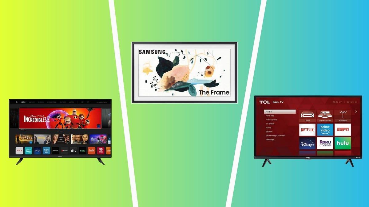 Лучшие маленькие телевизоры 32 дюйма и меньше