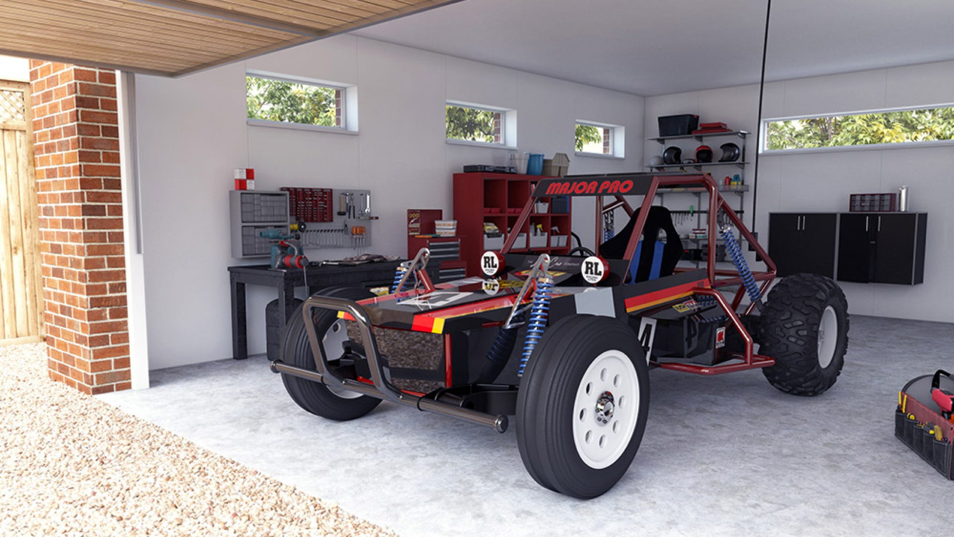 Wild One MAX RC Car, full size RC car