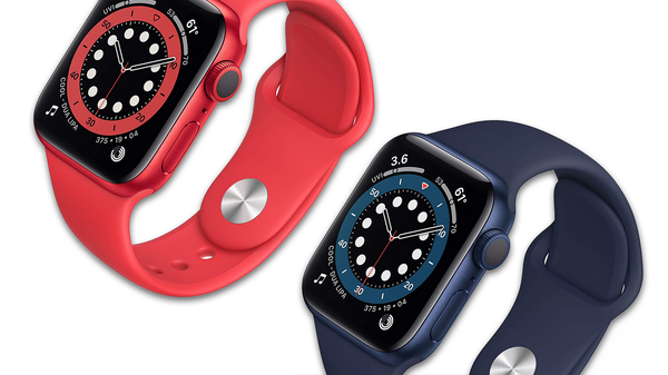 Grab a New Apple Watch Series 6 for $60 Off at Amazon
