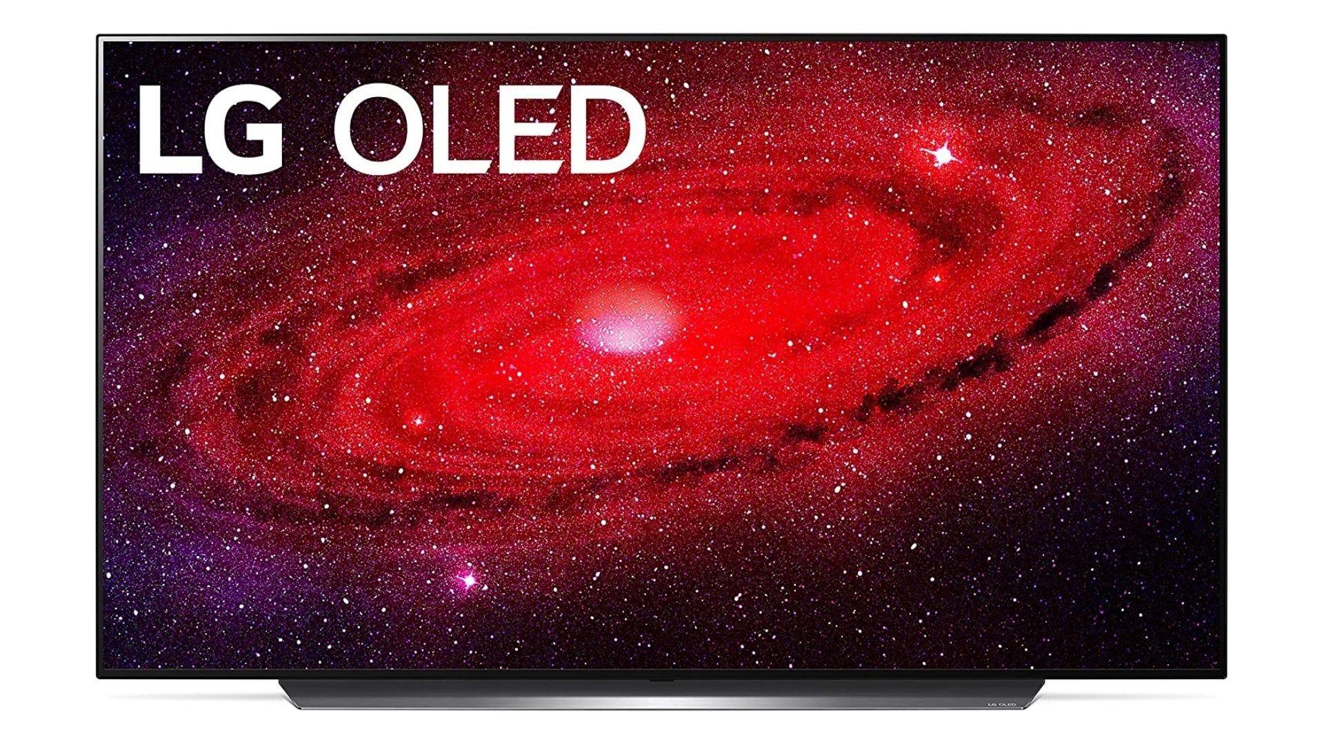 LG OLED65CXPUA Alexa Built-in CX 65-inch
