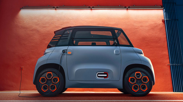 """Citroën Is Invading the U.S. with Its Tiny, $6,000 Electric """"Car"""""""