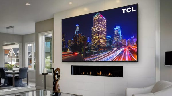 TCL Goes XL With New 85-inch 4K and 8K Roku TVs