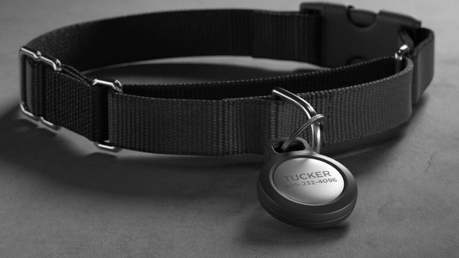 Nomad Releases Rugged AirTag Keychain and Engravable Pet Tag