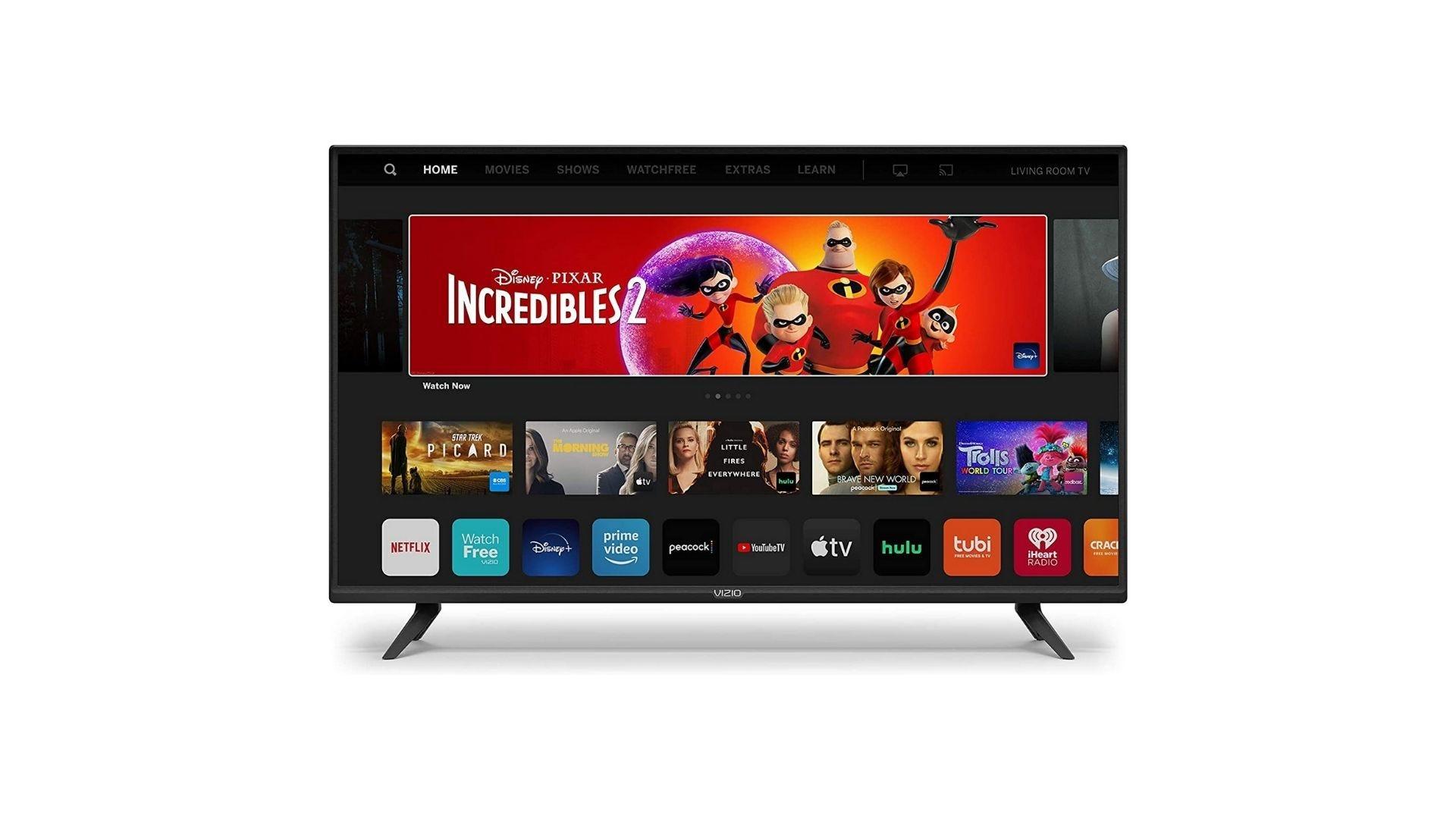 VIZIO 32-inch D-Series - Full HD 1080p Smart TV (1)