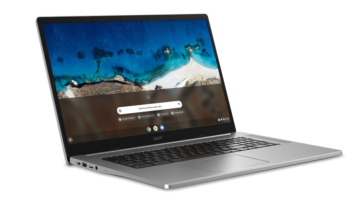 Acer's new 17-inch Chromebook
