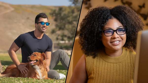 You Can Get Amazon's Echo Frames With Sunglasses or Blue Light Filtering Lenses