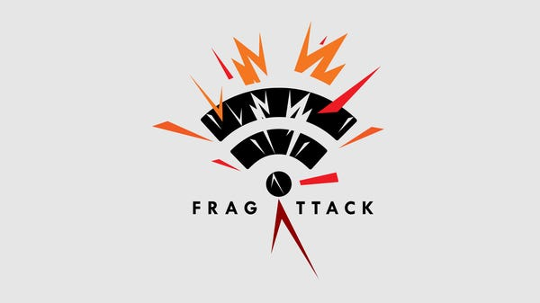 Every Wi-Fi Device Back to 1997 Likely Vulnerable to FragAttacks