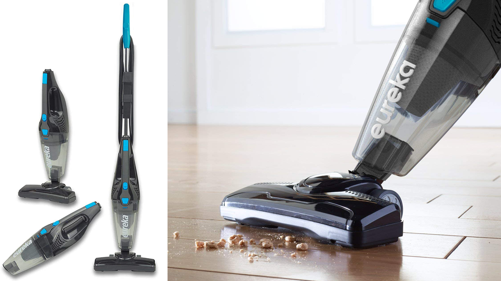This 3-in-1 Stick Vacuum Cleaner Makes Vacuuming Easy