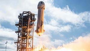 Blue Origin's First Space Tourism Flights Set for Blastoff