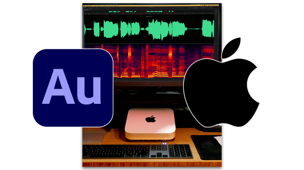 Adobe Audition Gains Native Apple Silicon Support and New Audio Editing Tools