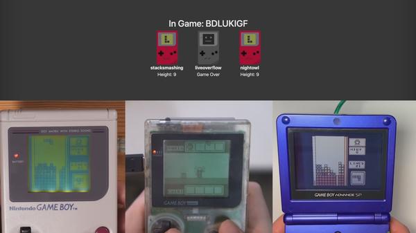 Online Multiplayer Comes to OG Game Boy 'Tetris' Thanks to a Custom Mod