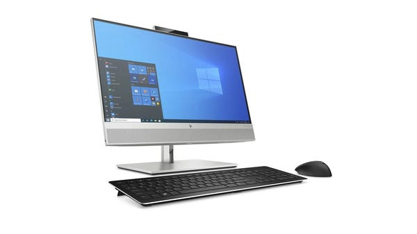 HP's Newest All-in-One PC is a Work from Home Powerhouse