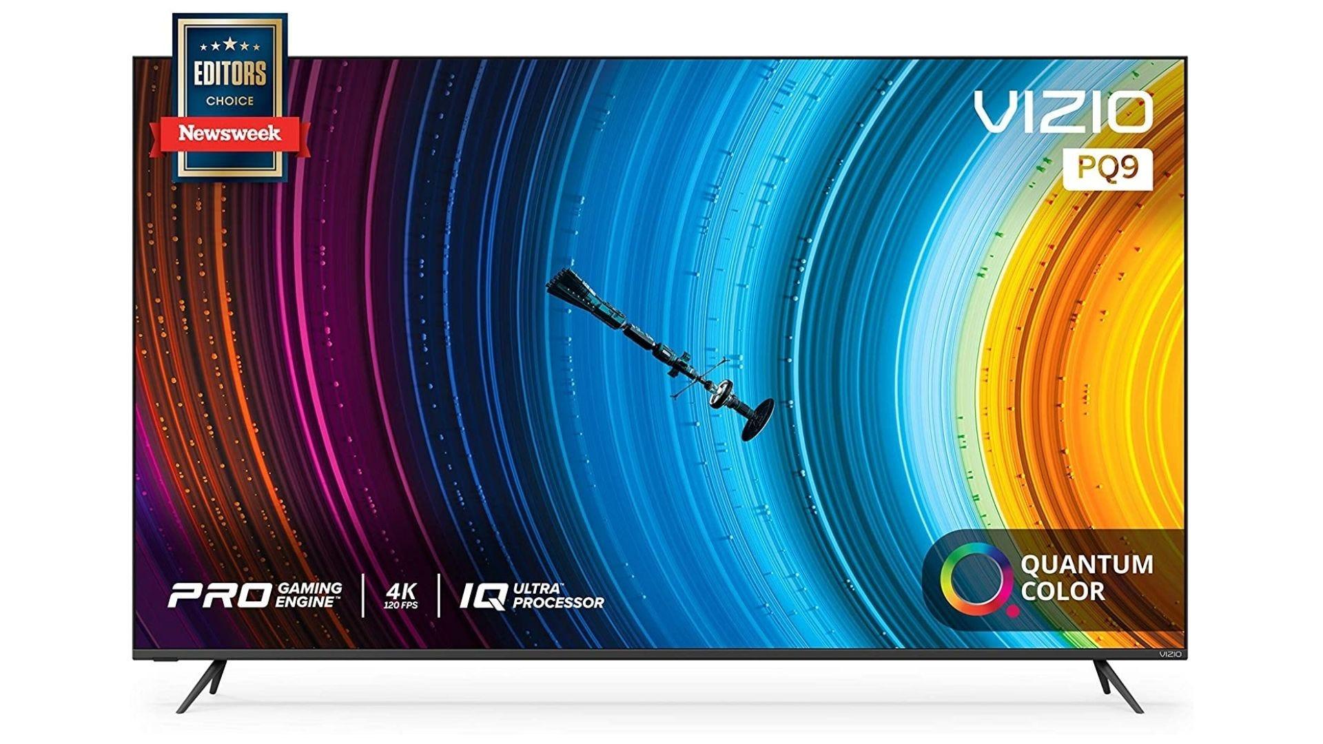 65-дюймовый смарт-телевизор VIZIO Quantum 4K UHD со светодиодной подсветкой и HDR VIZIO