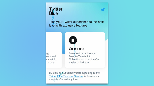 """Twitter Accidentally Confirms Subscription Service with """"Undo Tweet"""" Button"""