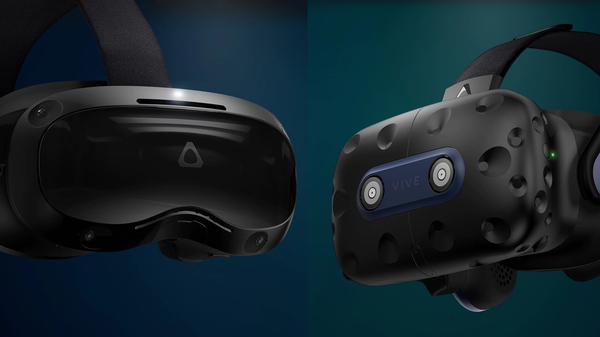 HTC's New VR Headsets Cost Up to a Whopping $1,400
