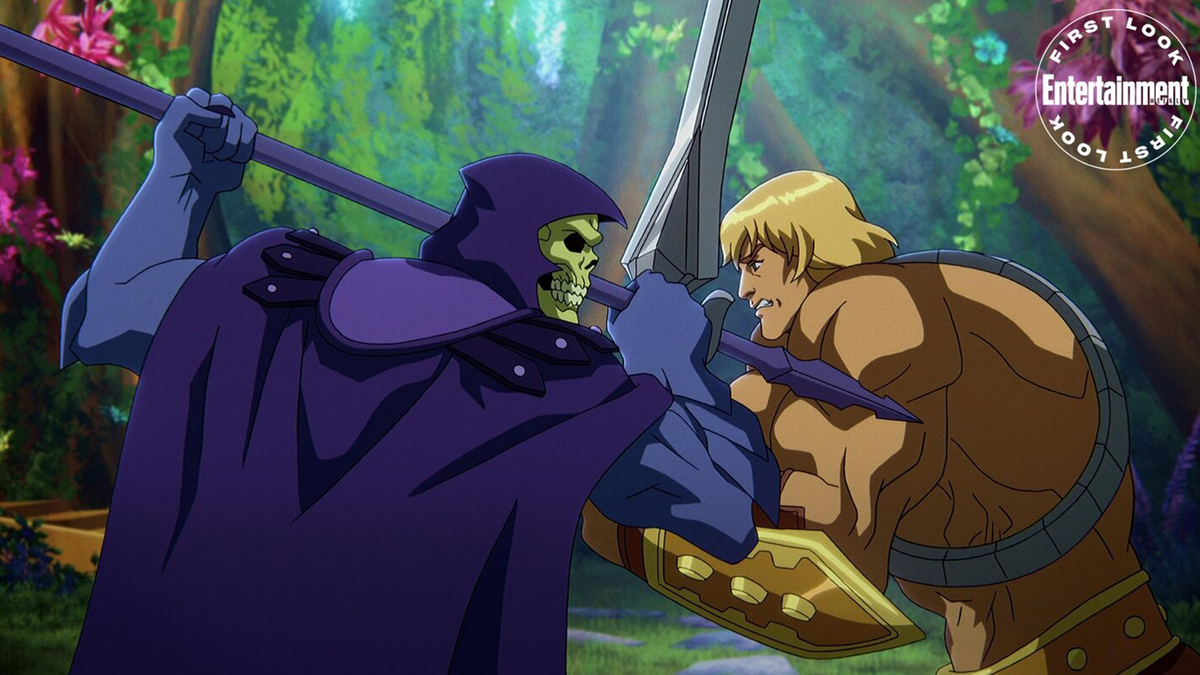 """Sneak peek of Kevin Smith's new """"Masters of the Universe: Revelation"""" series"""