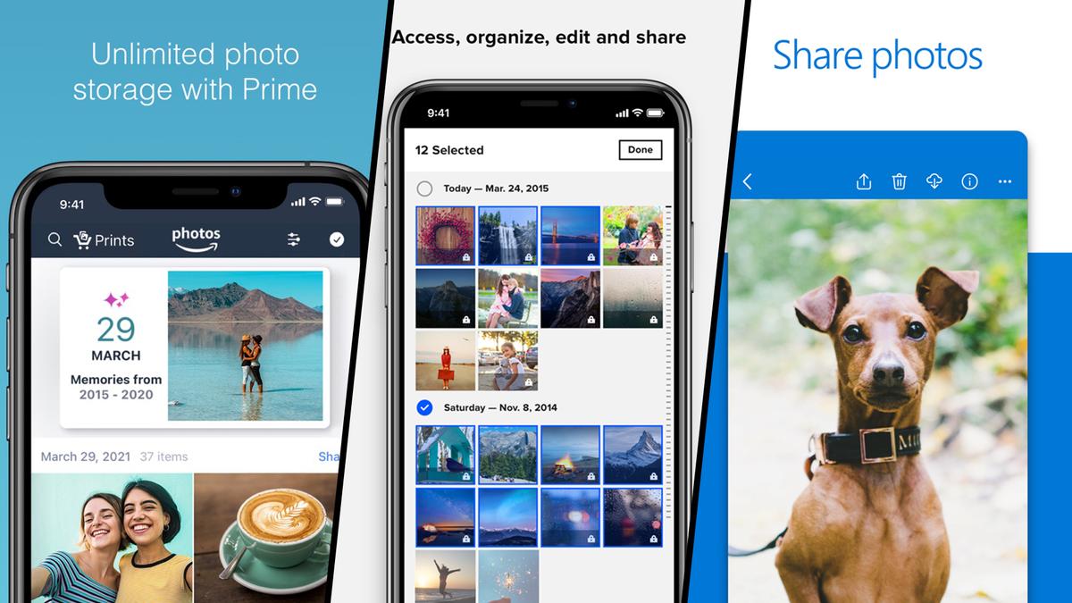 Три альтернативы хранилищу фотографий Google Фото