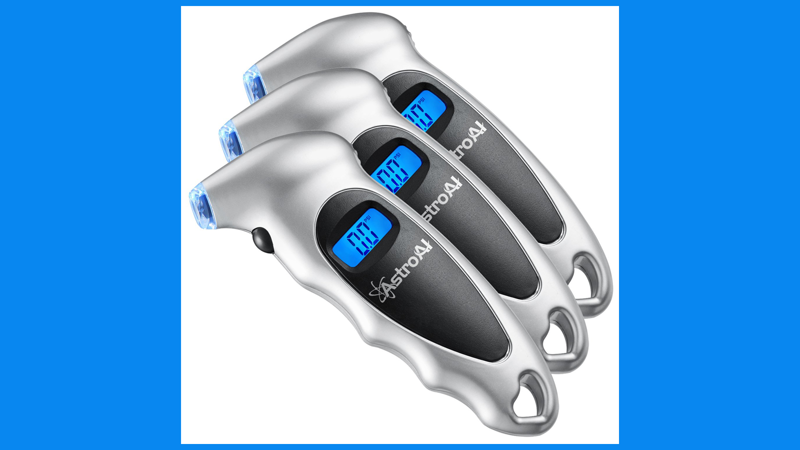 With a Digital Tire Pressure Gauge, You'll Get Accurate Readings Every Time