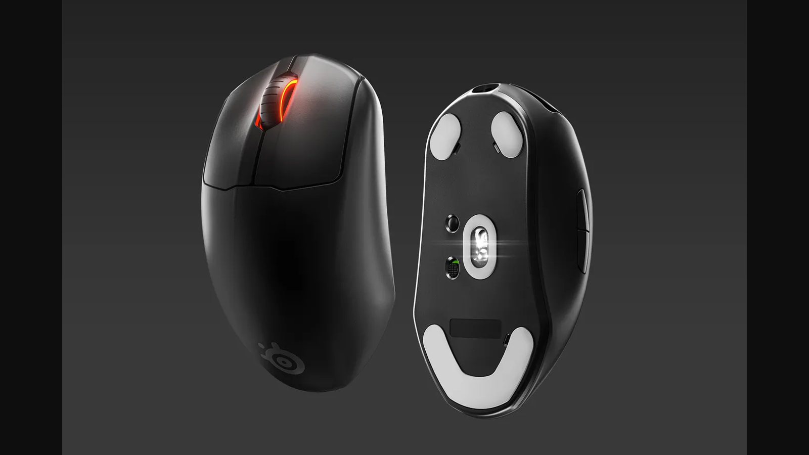 The SteelSeries Prime gaming mouse
