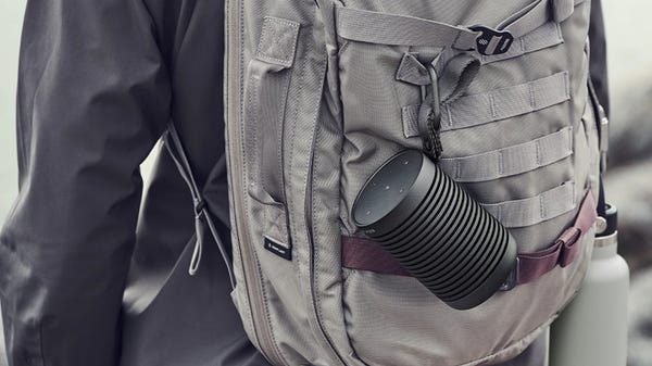 Bang & Olufsen's New Rugged Bluetooth Speaker is Adventure-Ready