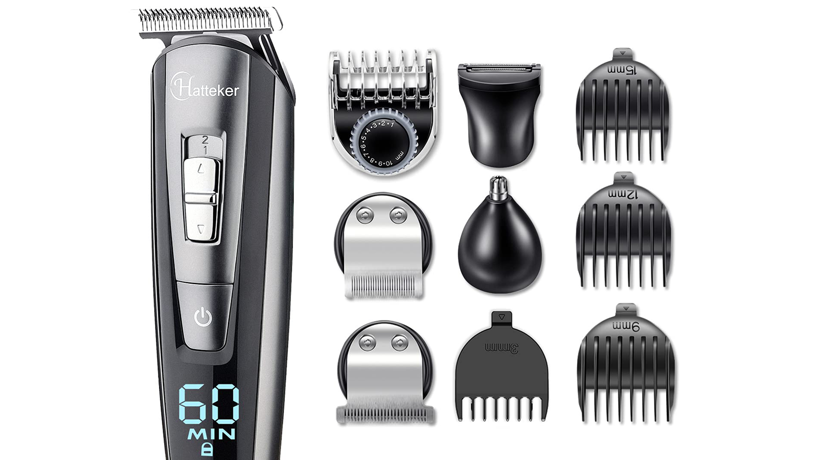 This Clipper and Trimmer Kit is a Cut Above the Rest