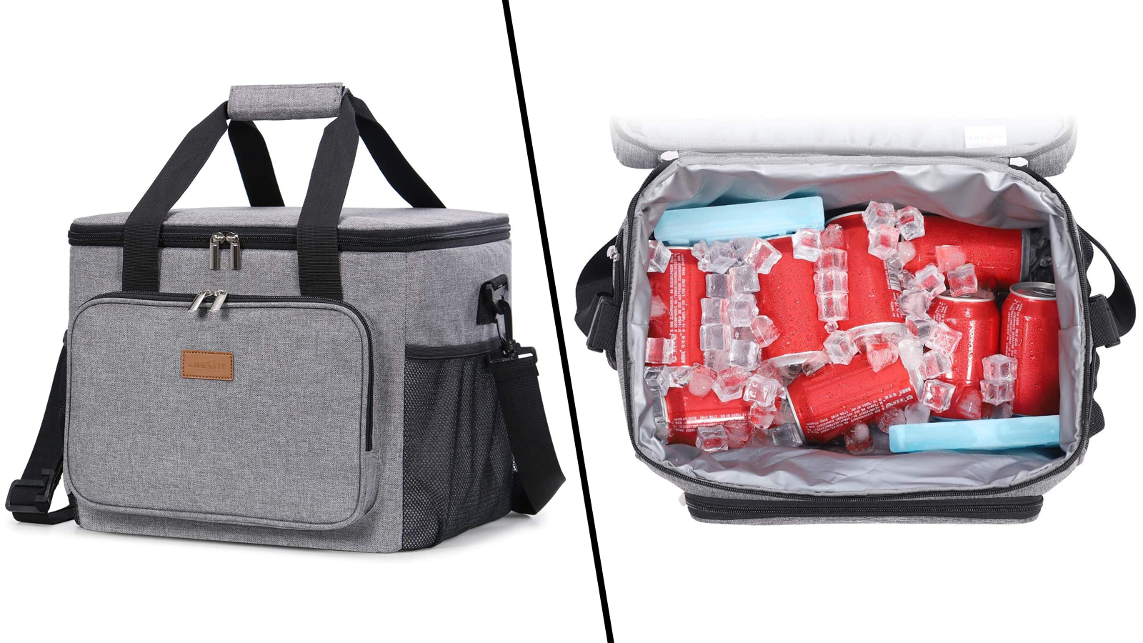 Don't Forget to Bring This Collapsible Insulated Cooler Bag on Your Next Picnic