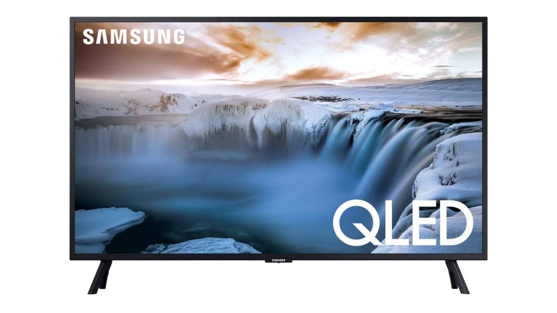 SAMSUNG QN32Q50RAFXZA Flat 32 QLED 4K