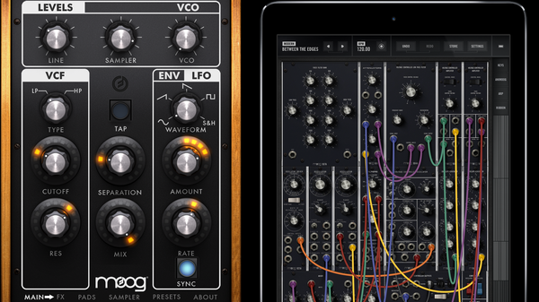 Four of Moog's Terrific (but Pricey) Synth Apps Are Now on Sale for Free on iOS