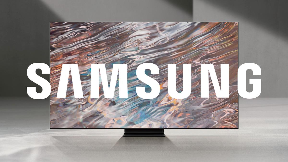 A Samsung QN800A TV.