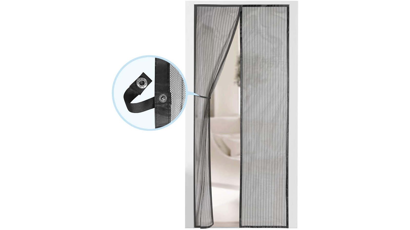 Prepare for Summer by Installing a Magnetic Screen Door