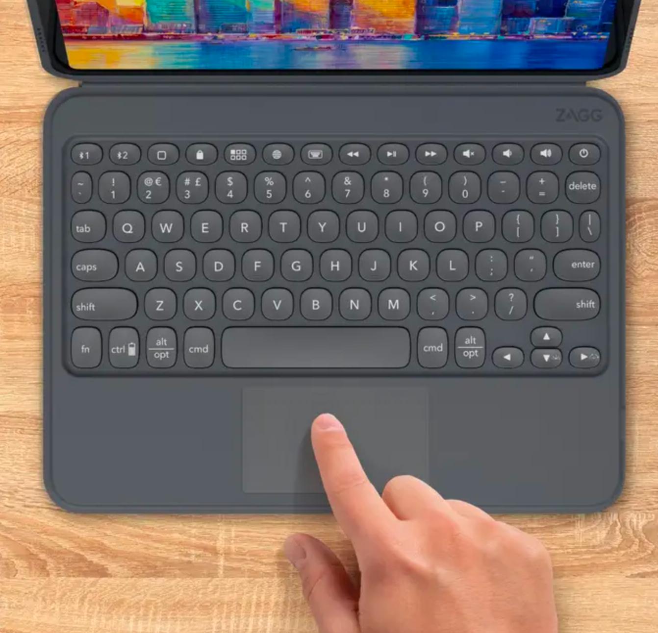 Pro Keys w/ Trackpad (iPad Pro 11-inch, iPad Air)