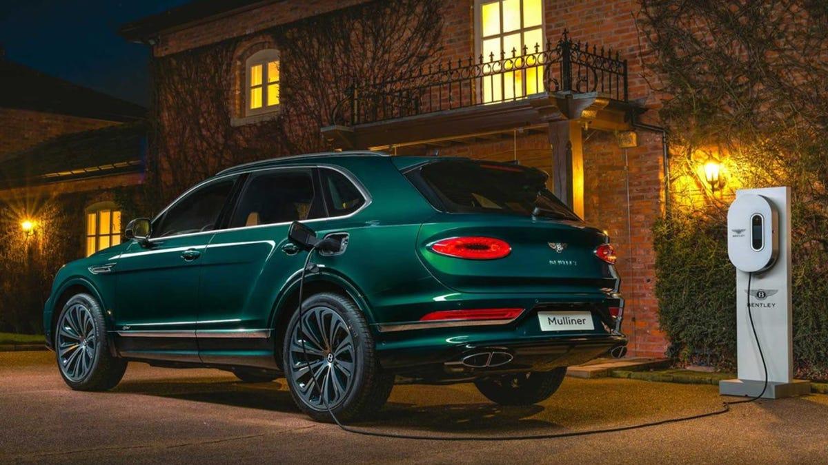 Bentley Electric SUV