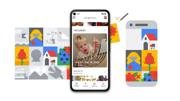 Google Photos Adds Tons of Memory-Building (And Memory-Hiding) Features