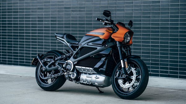 Harley-Davidson's LiveWire Electric Motorcycle Becomes Its Own Brand