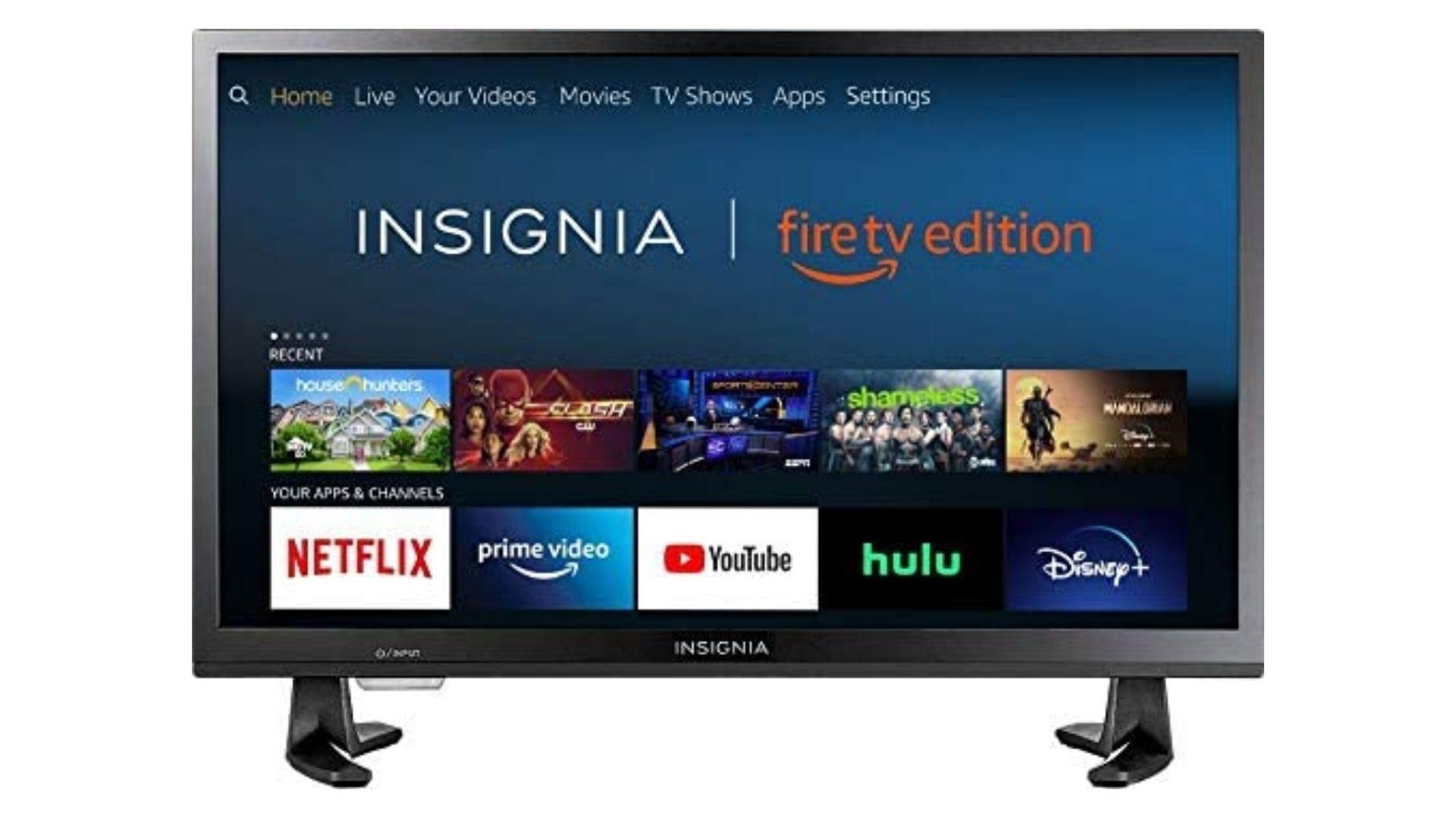 Insignia 32-inch Smart HD TV - Fire TV Edition