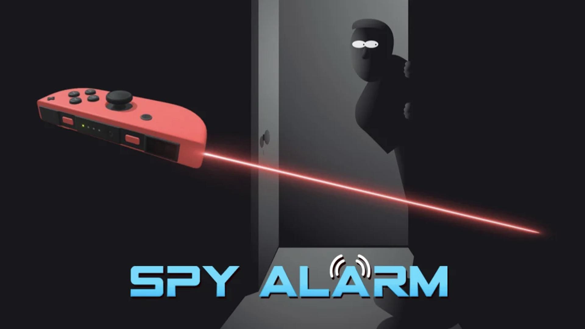 <p>Nintendo Switch 'Spy Alarm' Turns Your Joy-Con Into a Laser Tripwire thumbnail